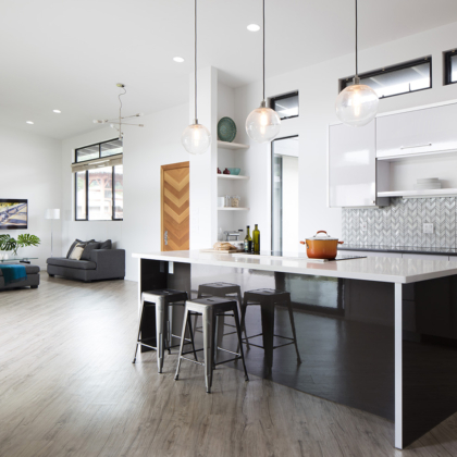 Custom Home Design-Build in Nu'uanu