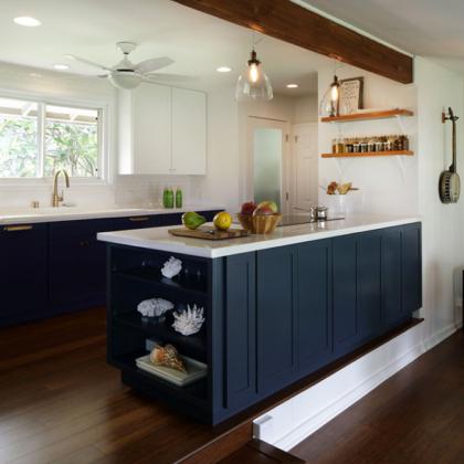 Waimanalo Kitchen Transformation